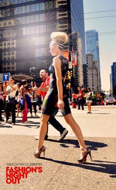 Walking on sunshine #FNOV #models #fashion