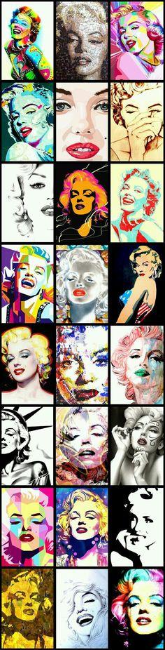 Marilyn moods