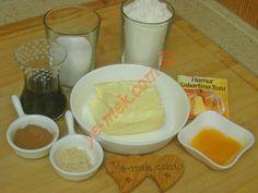 Zencefilli Tarçınlı Kurabiye Homemade Beauty Products, Slow Cooker Recipes, Food And Drink, Pudding, Favorite Recipes, Cheese, Meals, Tableware, Desserts