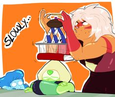 what they did in thier spare time // steven universe