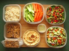 March 10th – Food on the Go Prep. Keegan would love this