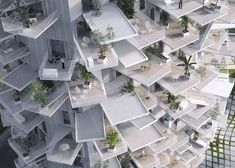 between nature and architecture: sou fujimoto discusses his approach to design Architecture Design, Architecture Awards, Amazing Architecture, Sou Fujimoto, Montpellier, Toyo Ito, Living Styles, Culture, White Walls