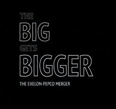 "GRINDLESTONE (Doug Erickson & Don Falcone) provides the sublime soundtrack for the documentary ""The Big Gets Bigger: The Exelon-Pepco Merger"" by Katie Bryden & Hudson Brown."
