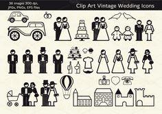 Wedding Pictogram