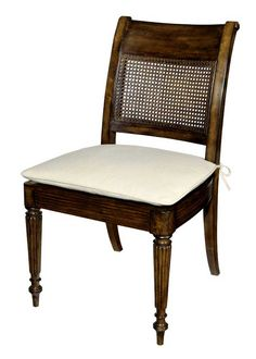 Home Accents Mahogany Side Chair by Woodbridge