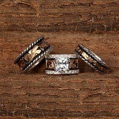 Wedding Sets | Fanning Jewelry
