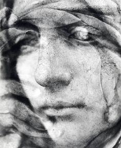 Emil Cadoo - Pensée, vers 1960    via felixinclusis:mercay