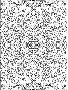 Pattern Coloring Pages, Printable Adult Coloring Pages, Disney Coloring Pages, Coloring Pages To Print, Coloring Book Pages, Coloring Pages For Kids, Coloring Sheets, Zen Colors, Doodle Pages