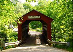 Covered Bridges, Vermont