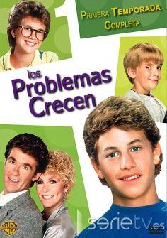 Los problemas crecen. Serie de TV