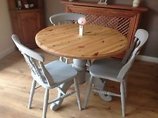 49 Best Shabby Chic Table And Chairs Images Recycled Furniture