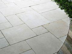 Limestone: Arbon limestone paving