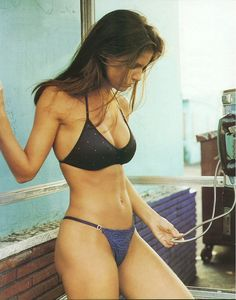 Charisma Carpenter.... For the buffy Fans out there.