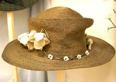 a wonderful garden hat