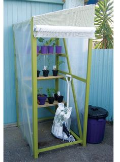 HOME DZINE Garden | Quick and easy greenhouse