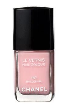 le vernis Ballerina de Chanel