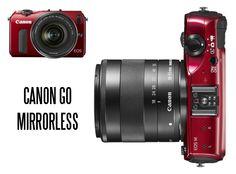 Canon EOS M - Mirrorless