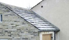 Yorkstone Roof Tiles by Abacus Stone Sales