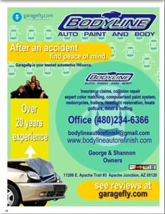BODY LINE AUTOMOTIVE REFINISHING