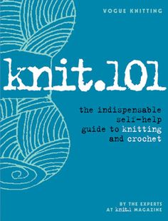 Sixth & Springs Books-knit.101