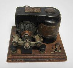 Vintage german magnetic toy 1901