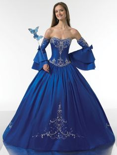 Beautiful Ball Gowns | Quinceanera Dresses, Beautiful ball gown sweetheart neck floor-length ...