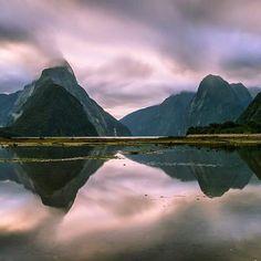Milford Sound. Joshua Cripps photography
