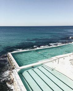 Bondi Icebergs Club by wethepeoplestyle via Instagram #karmafinds #Australia #travel #ocean