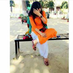 Ps..✅✅ Punjabi Salwar Suits, Designer Punjabi Suits, Punjabi Dress, Anarkali Suits, Stylish Girl Images, Stylish Girl Pic, Classy Suits, Cool Suits, Indian Suits