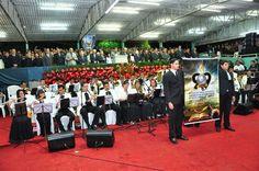 3 mil evangélicos participam da comemoração aos 99 anos da AD em Alagoas