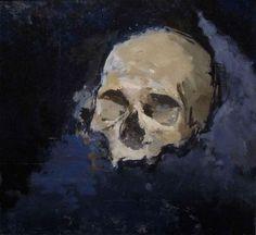 Robert Dukes, Skull, 2009
