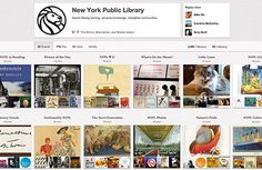 25 Libraries We Most Love on Pinterest | OEDb -Not much options of pics to get this in the pinterest board. Hope it helps. :)