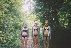 Fotografische Klischees: Tiermasken | VICE