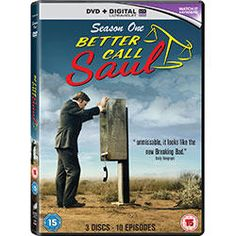 Win a copy of Better Call Saul: The Complete First Season on DVD - http://www.competitions.ie/competition/win-a-copy-of-better-call-saul-the-complete-first-season-on-dvd/