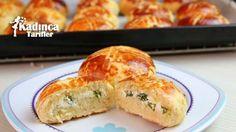 Gerçek Karaköy Poğaçası Tarifi Snacks, Snack Recipes, Cooking Recipes, Greek Cooking, Cooking Time, Turkish Recipes, Ethnic Recipes, Pastry Recipes, Perfect Food