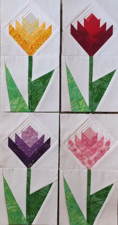 Paper Pieced Quilt Patterns, Beginner Quilt Patterns, Quilt Block Patterns, Quilting Projects, Quilting Designs, Bird Quilt Blocks, Asian Quilts, Heart Quilt Pattern, Quilt Modernen