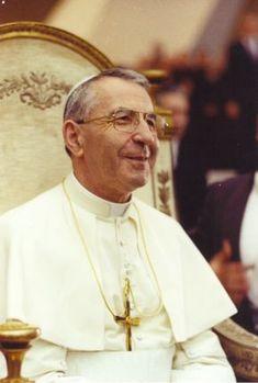 Papa Giovanni Paolo I (Albino Luciani)