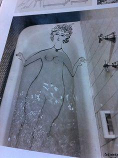 Most adorable bathtub.
