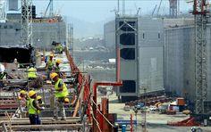 Pruebas con barcos en nuevo Canal de Panamá comenzarán en 2 meses