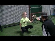 Driven Academy Catcher Drills - YouTube