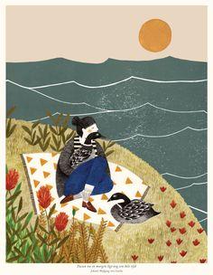 Vakantieboek Flow Magazine | 2014 - Liekeland