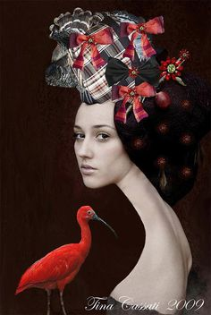 SwanHalsinnen by Tina Cassati