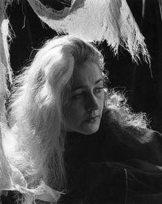 Woman in Sorrow (Gerrie von Pribosic Gutmann), 1964 by Imogen Cunningham, Margaret Rutherford, August Sander, Edward Weston, Alfred Stieglitz, Ansel Adams, Portland, Burns, Oregon, Imogen Cunningham