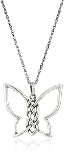 Lead-Free Pewter Charm Celtic Knot great for floating charm lockets 1pc