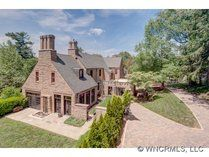 Renowned Architect Henry Gaines homes in Asheville NC