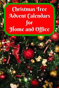 Nothing wakens the holiday spirit like a Christmas tree advent calendar. Christmas Tree Advent Calendar, Holiday Calendar, Days Until Christmas, Goodies, Holiday Decor, Sweet Like Candy, Days Before Christmas, Days Till Xmas, Sweets