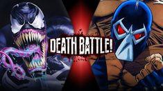 Venom VS Bane (Marvel vs DC Comics) | DEATH BATTLE!