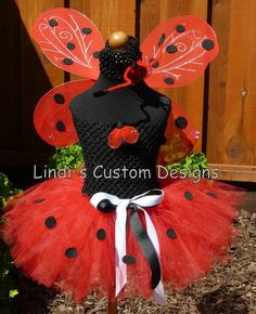 Shop for tutu on Etsy, the place to express your creativity through the buying and selling of handmade and vintage goods. Tutu Outfits, Tutu Dresses, Ladybug Tutu, Princess Photo, Disney Princess, Crochet Costumes, Cool Kids, Kids Fun, Tutu Ideas