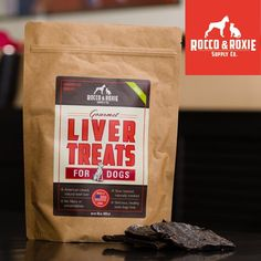 All Natural Liver Dog Treats - Made in USA Only - Best Slow-Smoked Beef Liver Dog Food in Pet Supplies - Great Dog Training Treats - Gluten-Free, Grain-Free Dog Treats - No Fillers or Preservatives - 16 oz. Bag - Health and Delicious Liver Treats Your Dogs Will Love, GUARANTEED Rocco & Roxie Supply Co,http://www.amazon.com/dp/B00J391SUA/ref=cm_sw_r_pi_dp_7CYztb0PNYGVYHX6