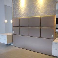 Luxury Bedroom Design, Modern Master Bedroom, Bedroom Furniture Design, Master Room, Master Bedroom Design, Luxury Interior Design, Interior Exterior, Bed Headboard Design, Headboards For Beds